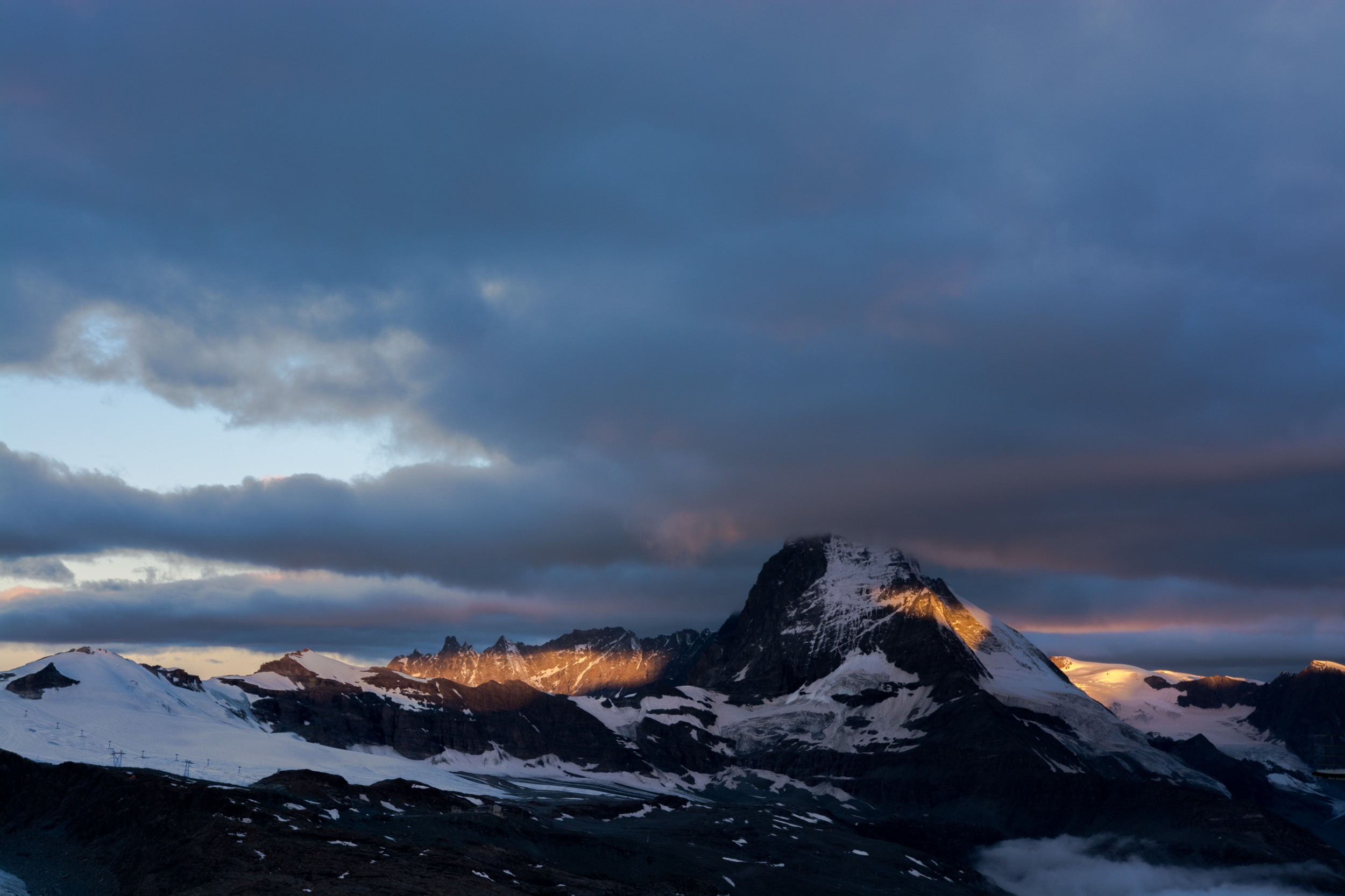 Sunrise at Matterhorn